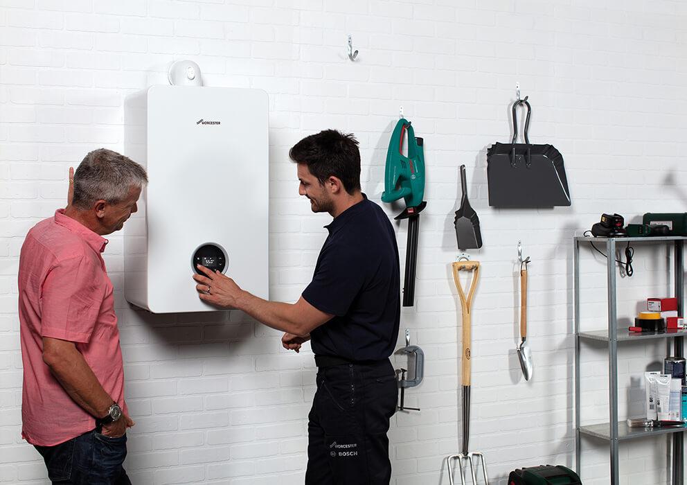 boiler service in glasgow