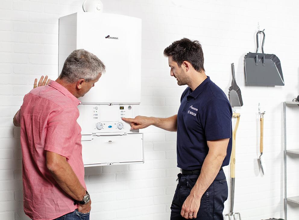about glasgow boiler repair